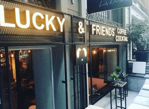 Lucky & Friends