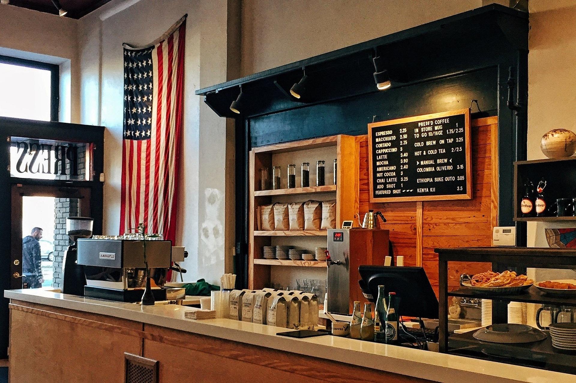 Amerika'nın En İyi Kahve Dükkânları