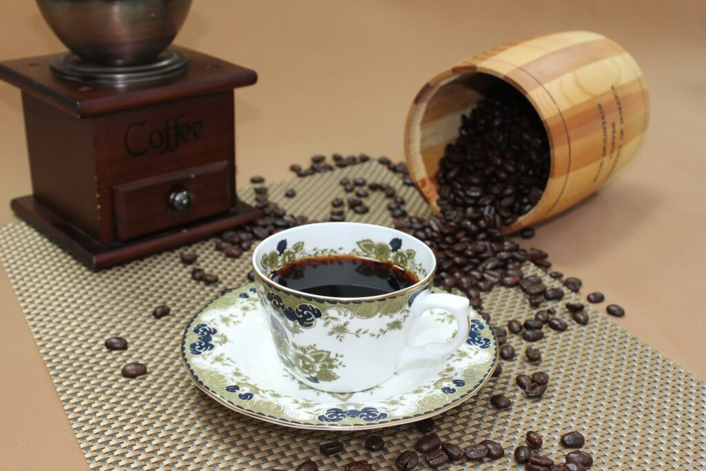 blue mountain kahvesi