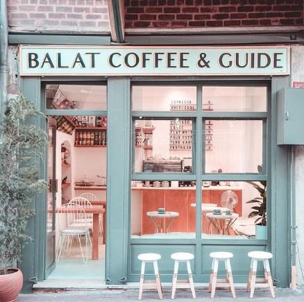 balat coffee and guide