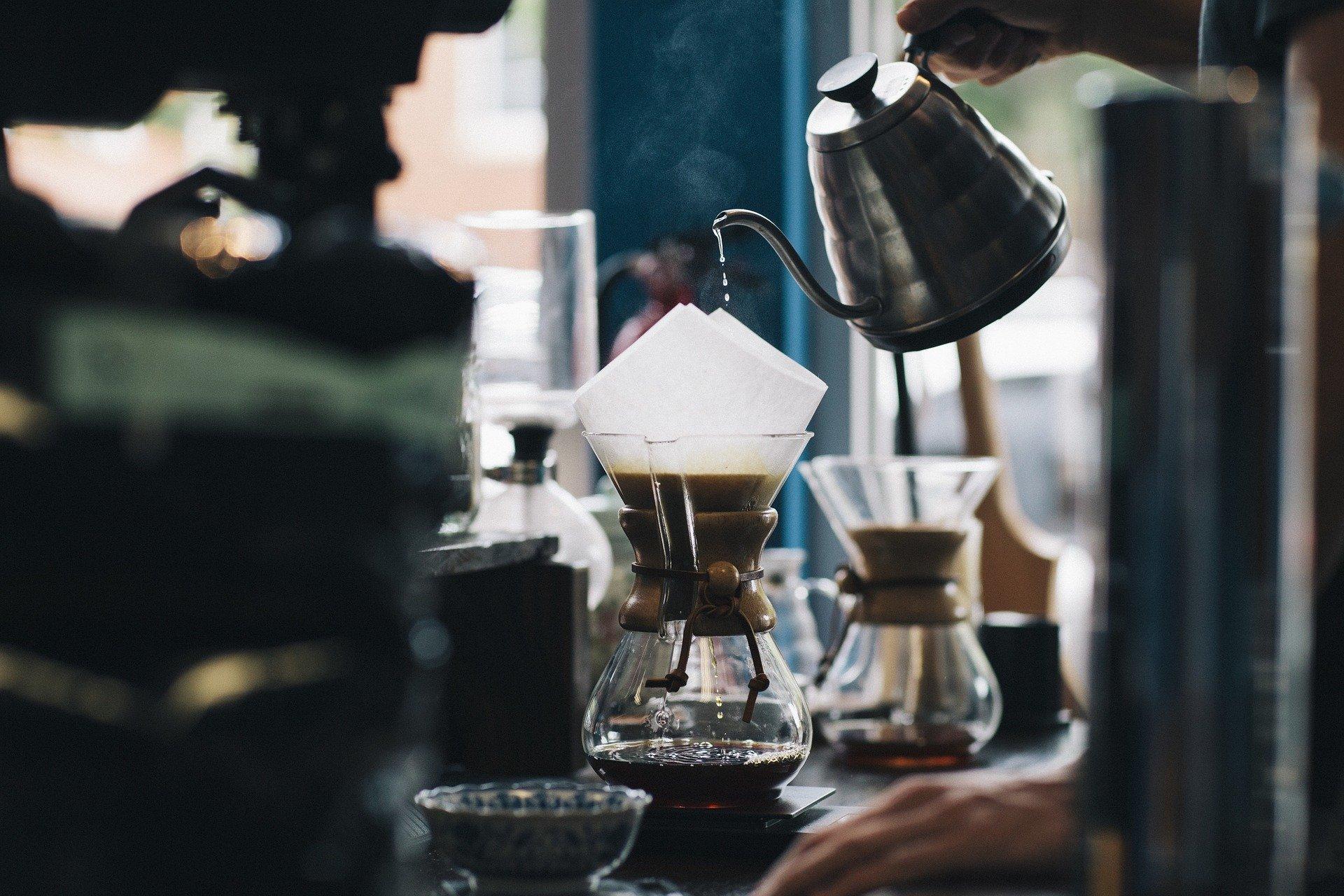 kahve nasıl demlenir