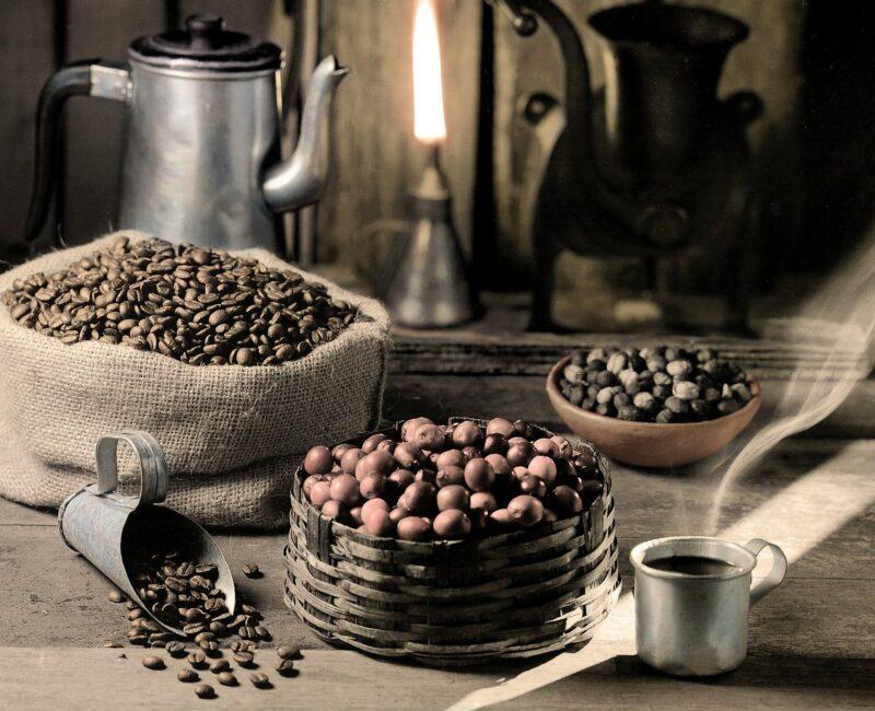 kavrulmus brezilya kahvesi