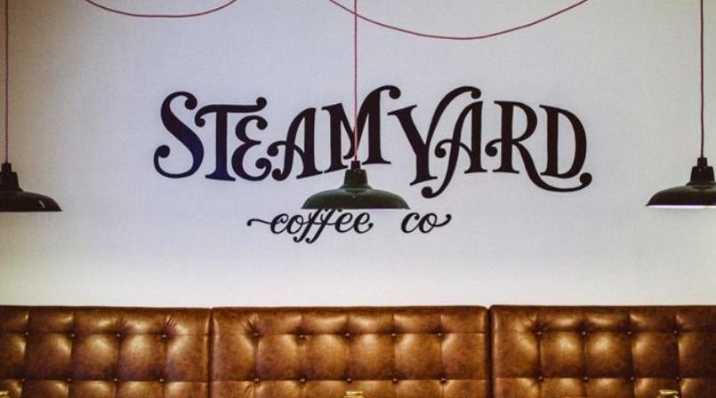 steam yard ingilterede kahve mekanı