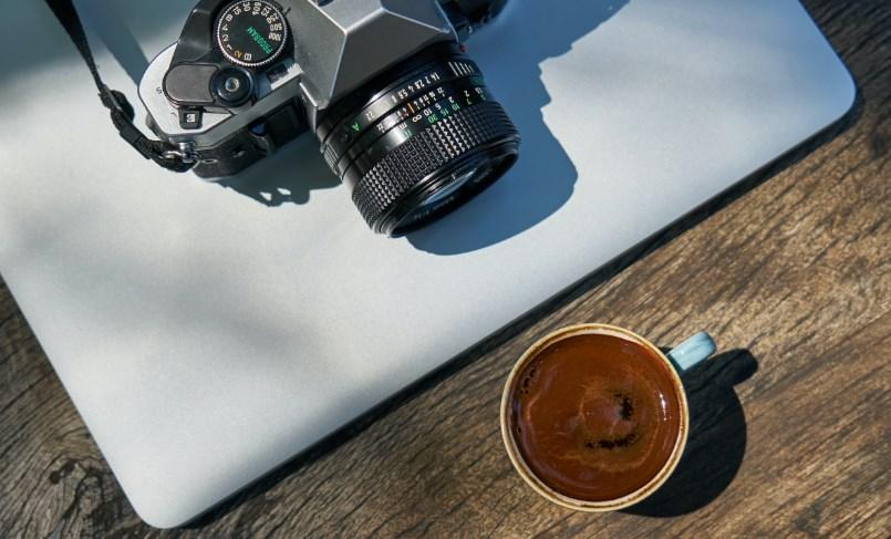 türk kahvesi kamera