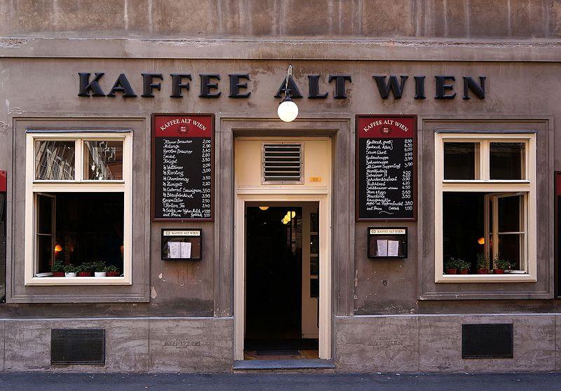 Kaffe Alt Wien