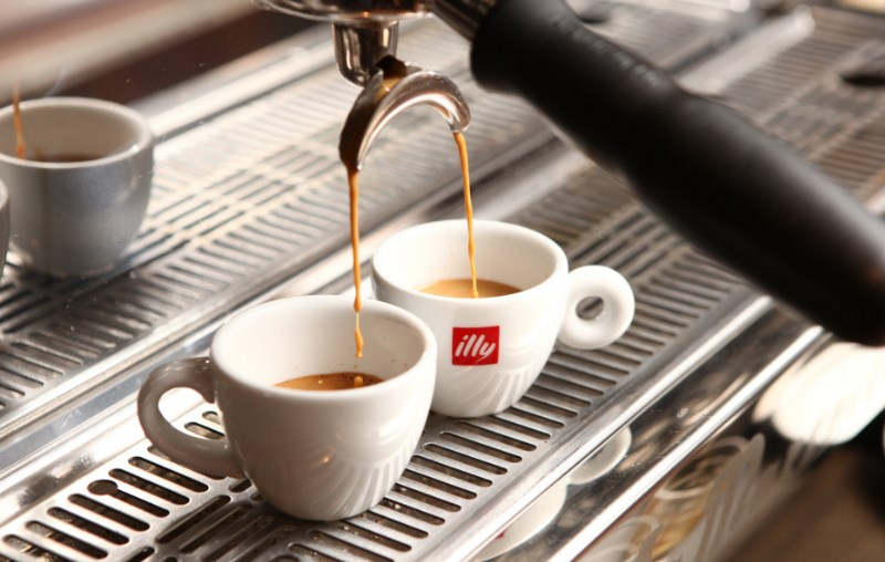 espresso makinesi ile espresso yapmak