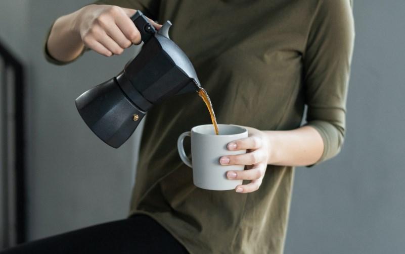 moka pot ile espresso