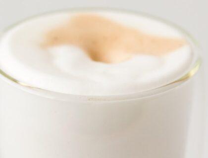 Macchiato espresso