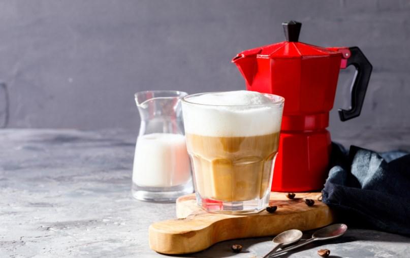 köpüklü kahve çeşitleri