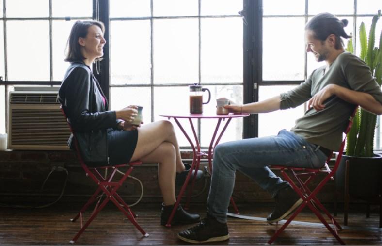 kahve ve sevgililer